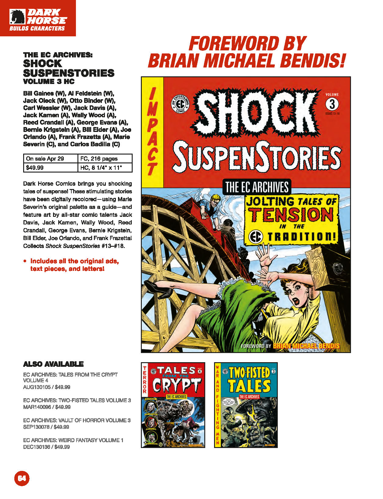 Shock SuspenStories V3